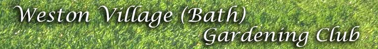 Weston Village (Bath) Gardening Club